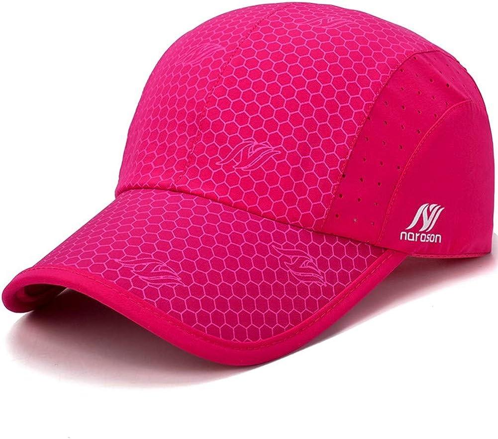 N&F Quick Dry Water Repellent UV Protection Wasserdicht atmungsaktiv Adjustable Sport Cap Unisex