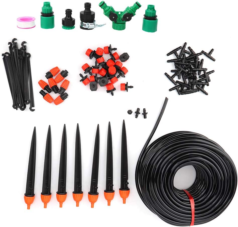 LIUTT Watering Kit 35m Adjustable Sale Dripper Automa Sprinkler New product!! Micro
