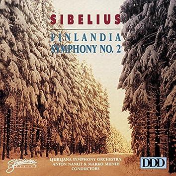 Sibelius: Symphony No. 2 - Finlandia