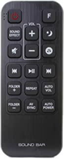 Sustituir mando a distancia compatible para LG LAP250H akb74815321LAS550H SH7Barra de sonido sistema de cine en casa