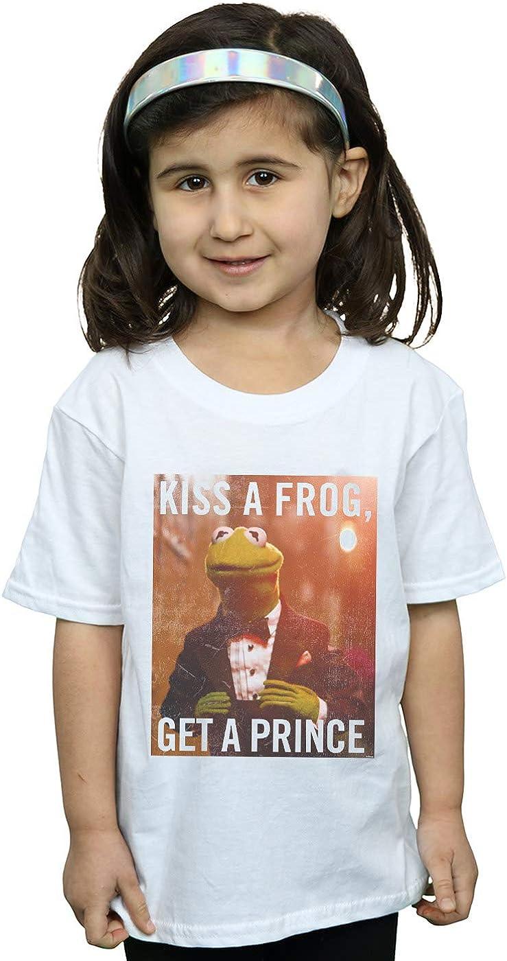 Disney Girls The Muppets Kiss A Frog Get A Prince T-Shirt