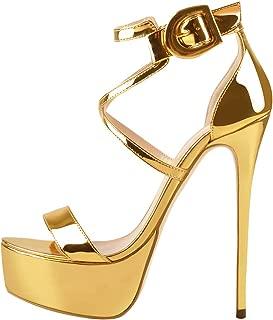 criss cross ankle strap heels