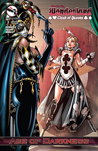 Wonderland: Clash of Queens #3 (of 5) (English Edition)