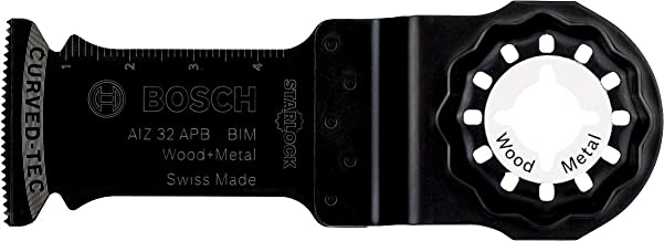 Bosch Hoja de sierra de inmersión AIZ 28 EB para multicúter.