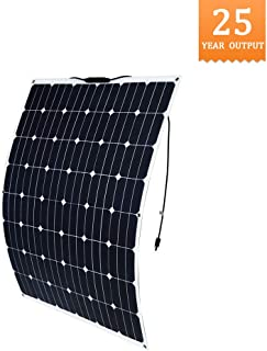 SUNYEE 12V 200W Solar Panel Generator for Car Camping Home Mono Power Charging Battery USB
