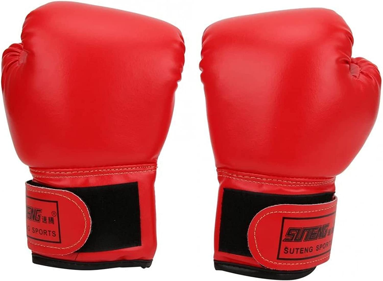 Max 69% OFF JINSHANDIANLIAO Suteng Children Boxing Popular popular Gloves PU Leat Breathable