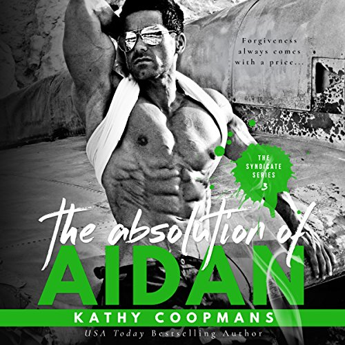The Absolution of Aidan audiobook cover art
