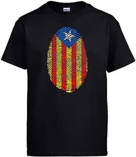 Camiseta Emprenta ADN senyera Catalunya Independent Independència