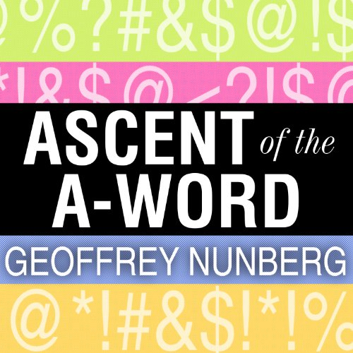 Ascent of the A-Word audiobook cover art