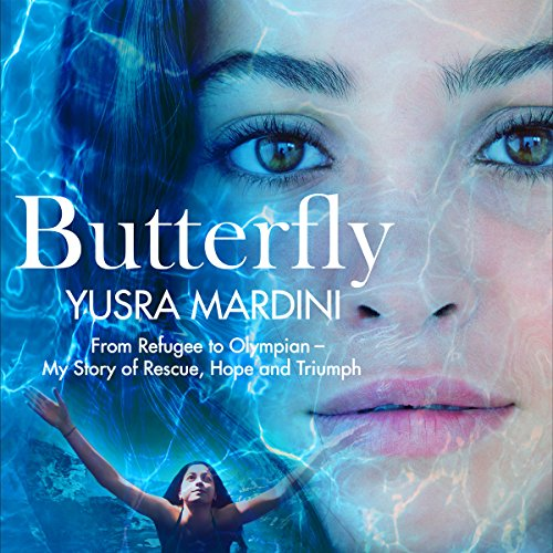 Butterfly audiobook cover art