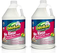 OdoBan Pet Solutions 1 Gal Neutral pH Floor Cleaner Concentrate, 2-Pack