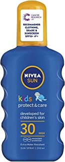 NIVEA SUN Kids Protect & Care Moisturising Coloured