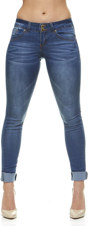 COVER GIRL 品質検査済 Women's Five Pocket Classic Fit Blue Slim Skinny Wash 売り出し
