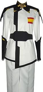 LVCOS Yzak Joule Z.A.F.T Cosplay Uniform from Gundam Seed Destiny