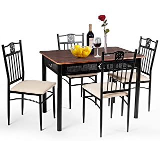 Best kitchen table and 5 chairs Reviews