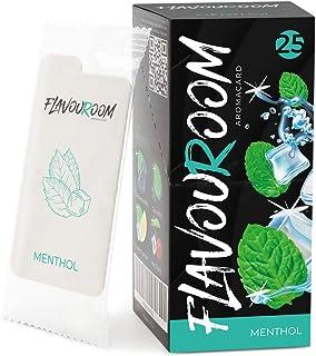 Flavouroom - Zestaw 25 szt. | mentolowa kartka dla niezapomn