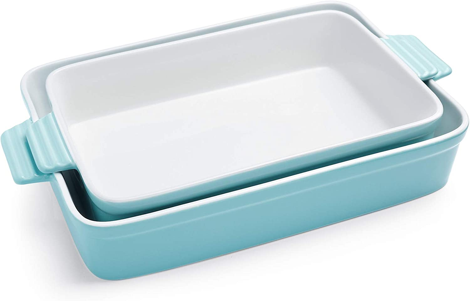 Sweese 520.202 Porcelain Baking Dishes Pans Non-stick Lasagna NEW before selling shop