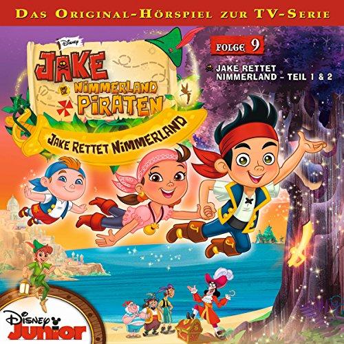 Jake und die Nimmerland-Piraten 9 Titelbild
