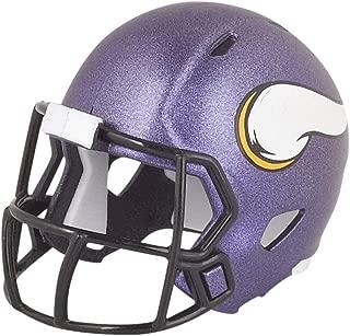 Minnesota Vikings NFL Riddell Speed Pocket PRO Micro/Pocket-Size/Mini Football Helmet