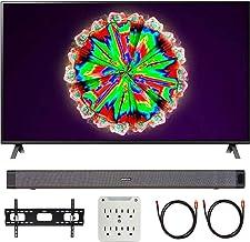 $1399 » LG 75NANO80UNA 75 inch Class 4K Smart UHD NanoCell TV w/AI ThinQ with Deco Home Soundbar Bundle