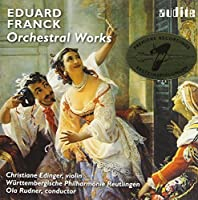 Orchestral Works by E. Franck