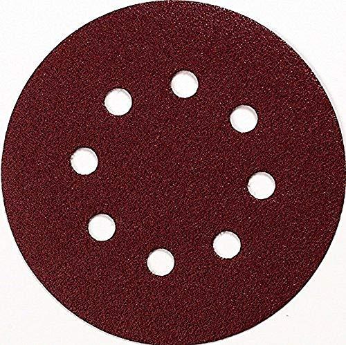 Makita P-43561 - Disco de lija perforado con velcro G100