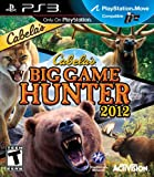 Cabela's Big Game Hunter 2012 PS3 / French Edition