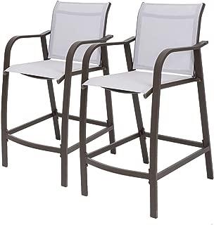 Best outdoor bar height stools Reviews