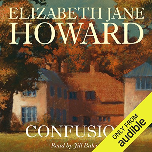 Confusion audiobook cover art