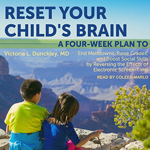 Reset Your Child's Brain audiobook cover art