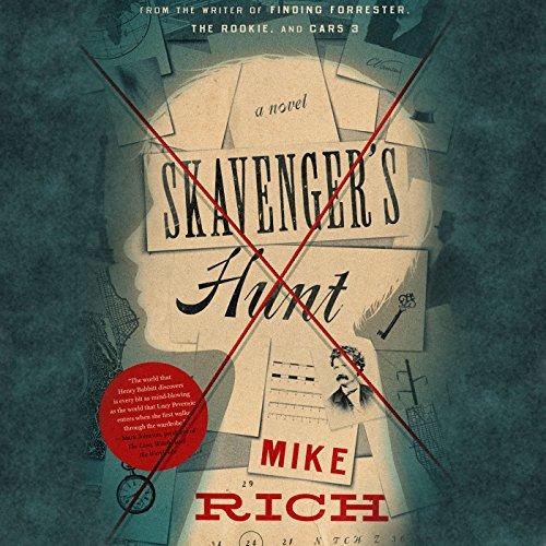 Skavenger's Hunt cover art