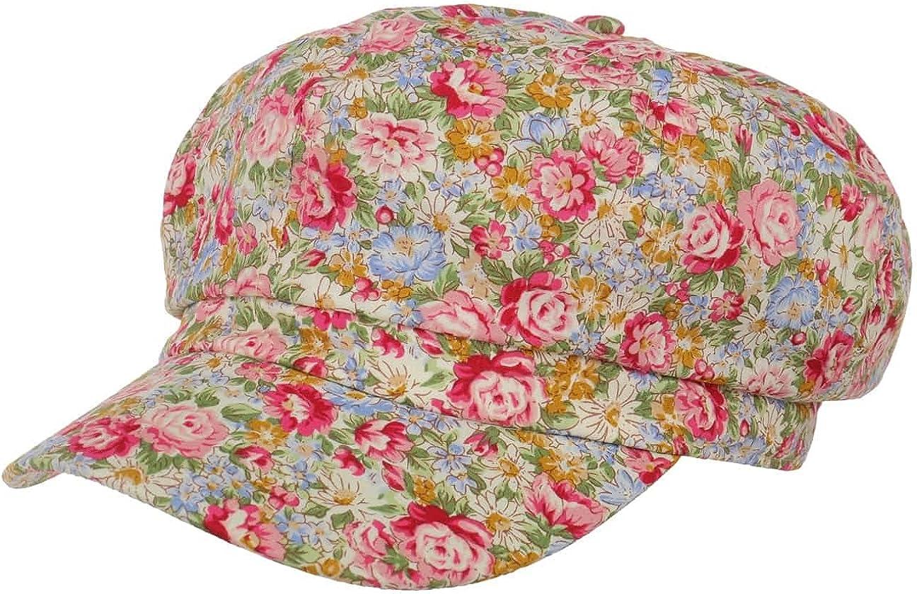 LIPODO Denim Ballonmütze Schildmütze Schirmmütze Damencap Sommercap