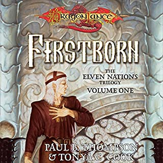Firstborn cover art