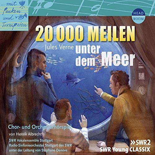 20000 Meilen unter dem Meer Titelbild