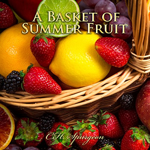 A Basket of Summer Fruit audiobook cover art