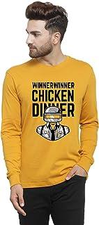 Graphics Full Sleeve t-Shirt
