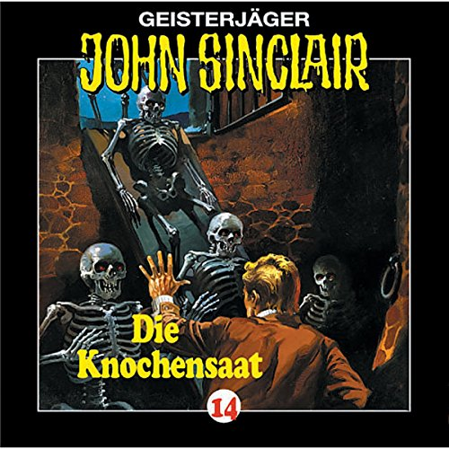 Knochensaat cover art