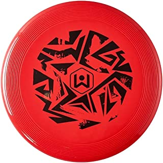 "Wicked Big Sports Flying Disc - Super-Sized Flying Disc - Heavyweight, All Weather, 16"" Diameter Frisbee"