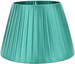 Lampenschirm Gr/ün Lime Rund E27 f/ür Tischlampe Stehlampe /Ø 25 cm