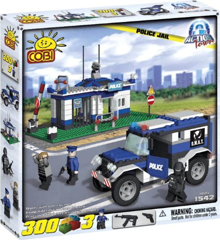 COBI Action Town Police Jail