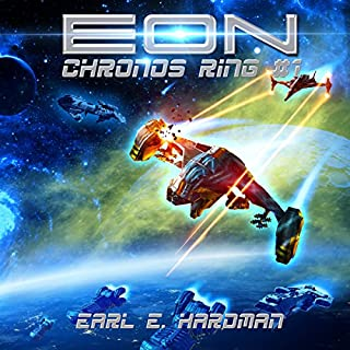 EON audiobook cover art