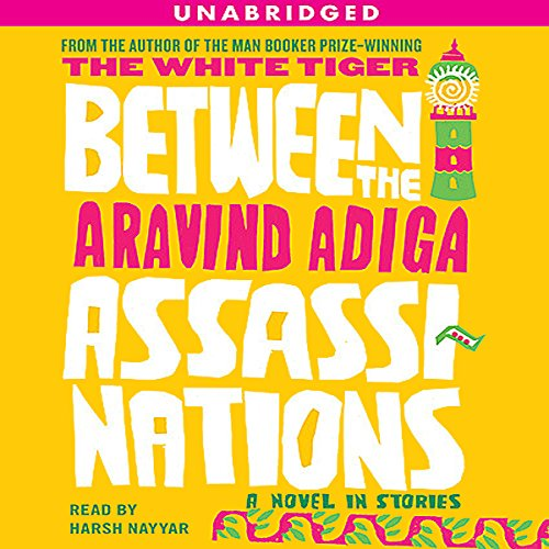 Between the Assassinations audiobook cover art