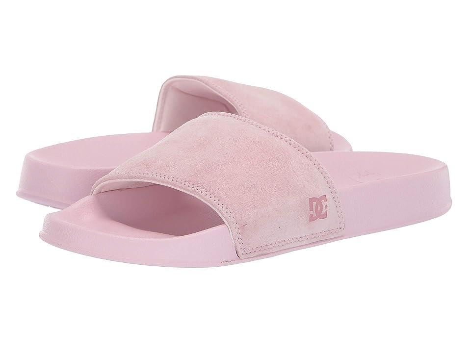DC DC Slide SE (Pink) Women