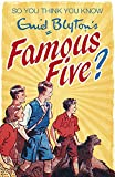 Enid Blyton's Famous Five (So You Think You Know, Band 22) - Clive Gifford