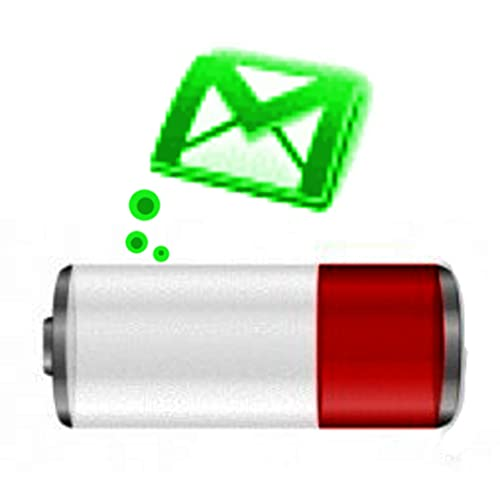 Battery Low Email Notification