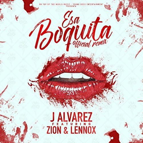 J Alvarez feat. Zion & Lennox