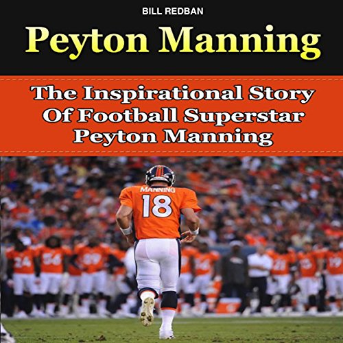 Peyton Manning  By  cover art
