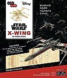 Incredibuilds. Star Wars. X-Wing. 3D Wood Model