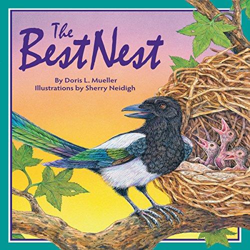 The Best Nest audiobook cover art