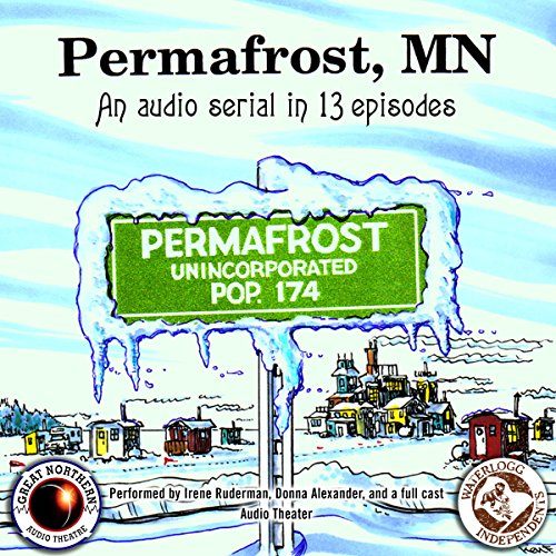 Permafrost, MN copertina